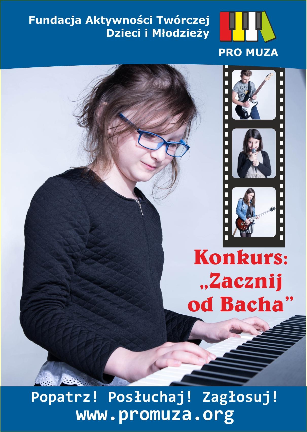 Bach plakat